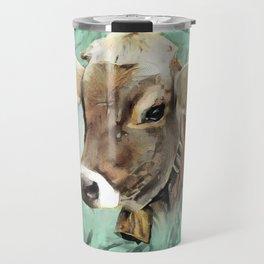 Pretty Cow Travel Mug