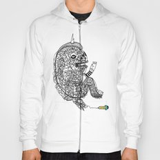A Doodle Lives Inside of ME.  Hoody