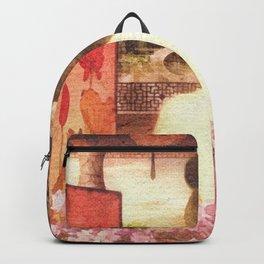 Kimono Backpack