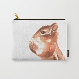 Chipmunk Wizard Carry-All Pouch