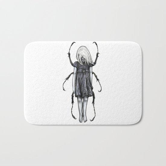 Beetlegirl Bath Mat