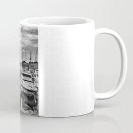 A Trip To The Marina. Coffee Mug