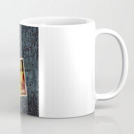 Grunge sticker of Andorra flag Coffee Mug