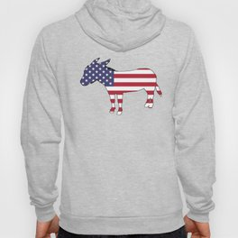 "Donkey ""American Flag"" Hoody"
