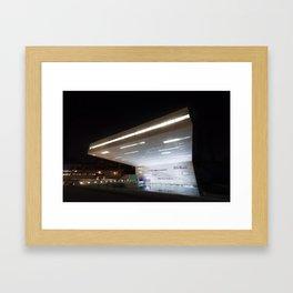 Villa Méditerranée Framed Art Print