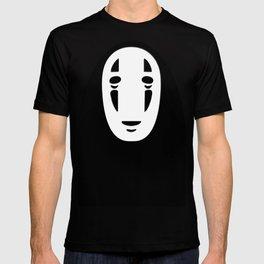 Minimal Cinema - Kaonashi/Spirited Away T-shirt