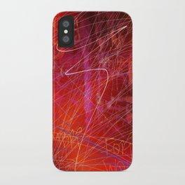 Venetian Graffiti iPhone Case
