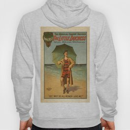 Vintage poster - The Little Duchess Hoody
