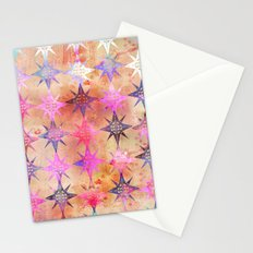Bohemian Night Skye (Peach) Stationery Cards