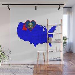 State of Idaho Wall Mural