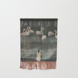 Hanging on to a Dream Wall Hanging