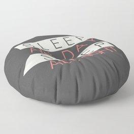 Sleep All Day Everyday Floor Pillow