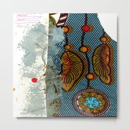 XYZ OM series 2 Metal Print