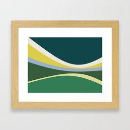 july meadow Framed Art Print