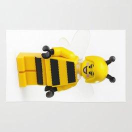 Lady Bumblebee Minifig Rug