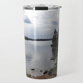 Lake Path Travel Mug