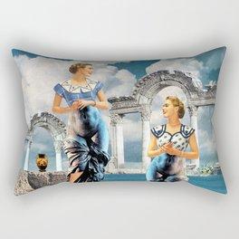 Eris' Apple Rectangular Pillow
