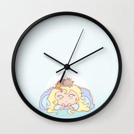 Lil' Princess Best Friends Wall Clock