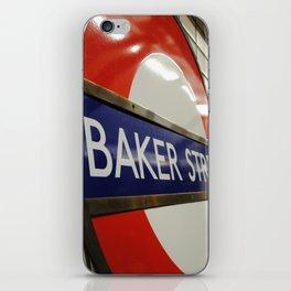 Baker Street Station iPhone Skin