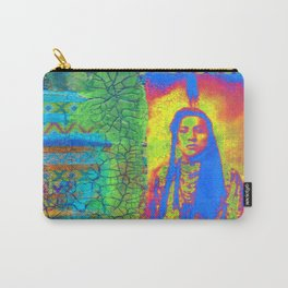 Colorful Hertiage Carry-All Pouch