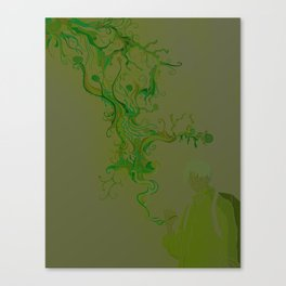Mushi Canvas Print