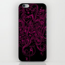 Love Every Day iPhone Skin