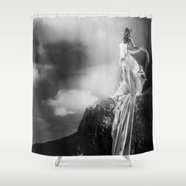 I am free Shower Curtain