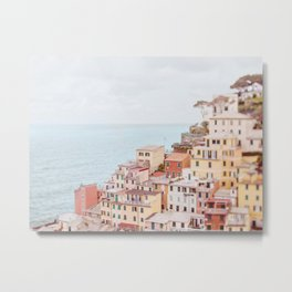 I Dreamed of Italy Metal Print