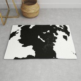 skins #1 Cow Rug