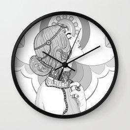 Hopeless Wanderer Wall Clock