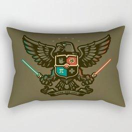 Geek For Life Rectangular Pillow