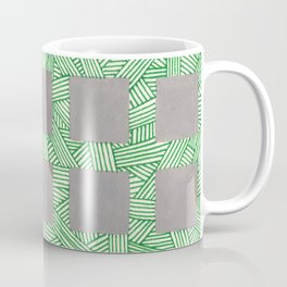 Mondo Grass and Pavers Coffee Mug