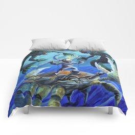 Treasure Hunt Comforters