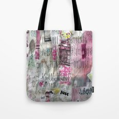 The Soul Of A Journey  Tote Bag