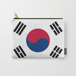 National flag of South Korea, officially the Republic of Korea, Authentic version - color and scale Carry-All Pouch