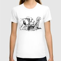 crab T-shirts featuring Crab by Cowbird