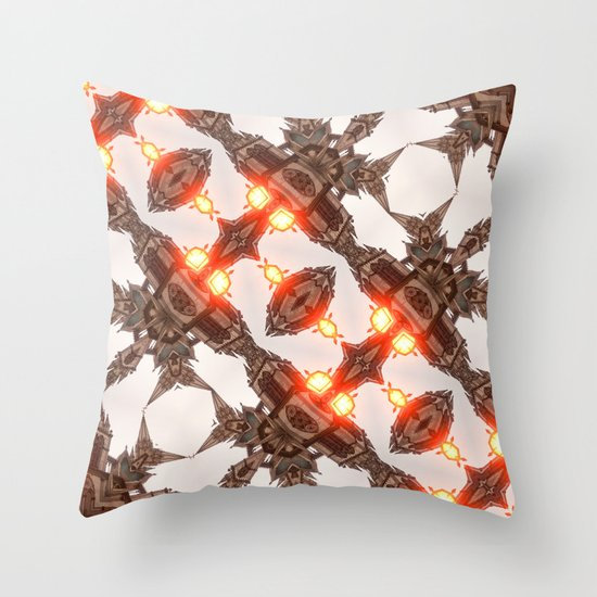 The Rip Throw Pillow