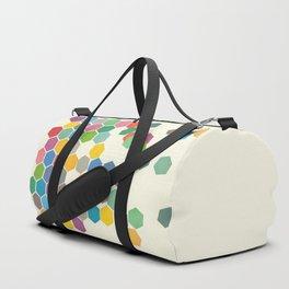 Falling Down Duffle Bag