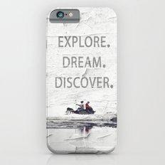 Explore.Dream.Discover. Slim Case iPhone 6s
