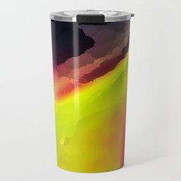 Digital Abstraction 015 Travel Mug
