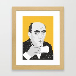 Dionysis Papagiannopoulos Framed Art Print