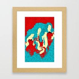 Heian IV Framed Art Print