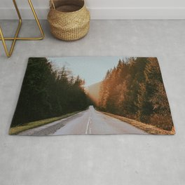 Golden Ears Rug