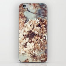 Hortense iPhone & iPod Skin