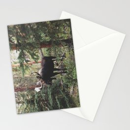 The Modest Moose Stationery Cards