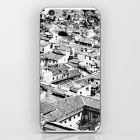 florence iPhone & iPod Skins featuring Florence by frankWAYNE