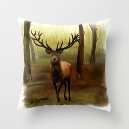 alalallaaaaa Throw Pillow