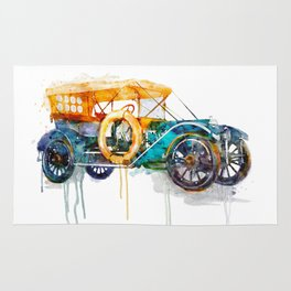 Oldsmobile Rug