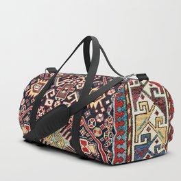 Akstafa Southeast Caucasus Niche Rug Print Duffle Bag