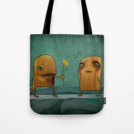 Wood He Love Me? Tote Bag